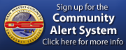Sign up for the Community Alert System