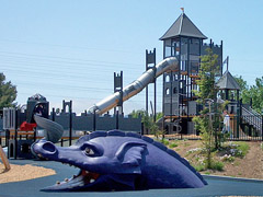Magic Mountain Playground